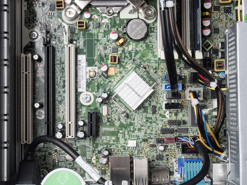 четириядрен процесор